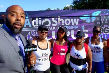"""Walk to End Lupus Now """"Band Together For Lupus"""""""